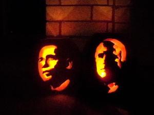 Bi-Partisan Pumpkins